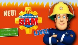 Feuerwehrmann Sam @ Stadthalle Gütersloh | Gütersloh | Nordrhein-Westfalen | Deutschland