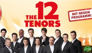 The 12 Tenors - Greatest Hits Tour @ Stadthalle Gütersloh | Gütersloh | Nordrhein-Westfalen | Deutschland